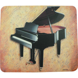 Grand Piano Mouse Pad