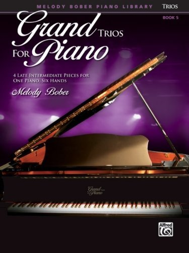 View larger image of Grand Trios for Piano, Book 5