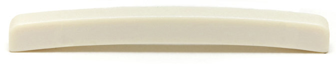 View larger image of Graph Tech Nubone Fender Style Nut - Blank, Curved Bottom