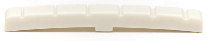 View larger image of Graph Tech Nubone Fender Style Slotted Nut - 10 Pack