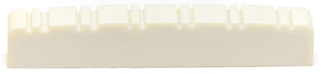 View larger image of Graph Tech Slotted 12-String Tusq Nut - Left
