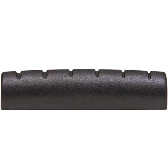 View larger image of Graph Tech Tusq XL Slotted Guitar Nut - Black, 1 11/16