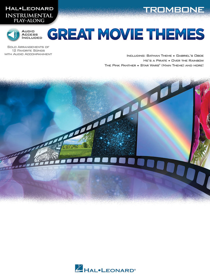 View larger image of Great Movie Themes - Trombone