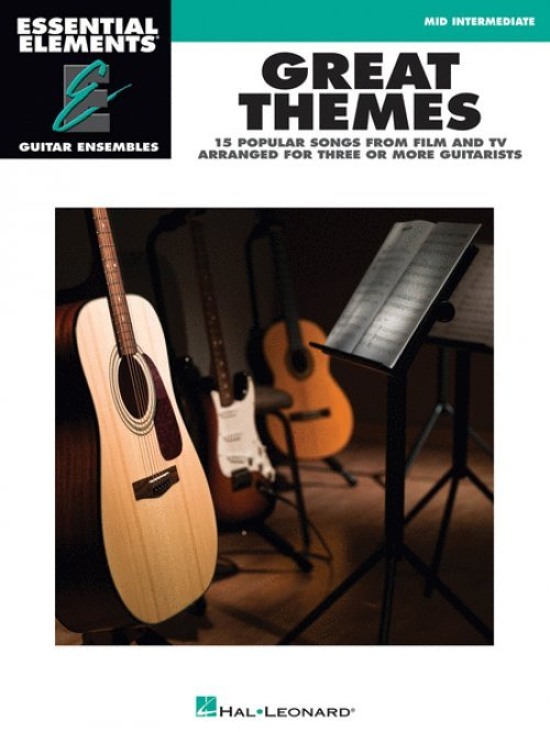 View larger image of Great Themes - (Essential Elements Guitar Ensembles)