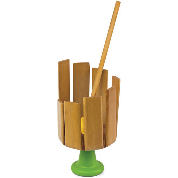 View larger image of Green Tones Stirring Xylophone - Brown