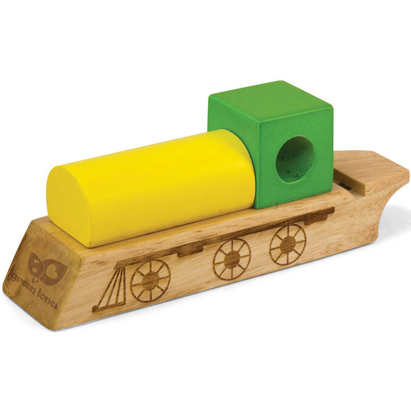 View larger image of Green Tones Train Whistle