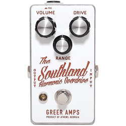 Greer Amps Southland Harmonic Overdrive Pedal