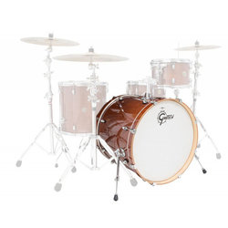 Gretsch Catalina Maple Bass Drum - 18x22, Walnut Glaze