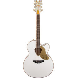 Gretsch G5022CWFE Rancher Falcon Acoustic-Electric Guitar - White