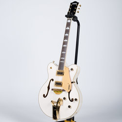 Gretsch G5422TG Electromatic Hollow Body Guitar - Snow Crest White