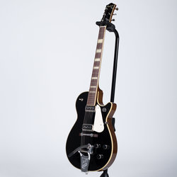 Gretsch G6128T-53 Vintage Select '53 Duo Jet Electric Guitar - Rosewood, Black