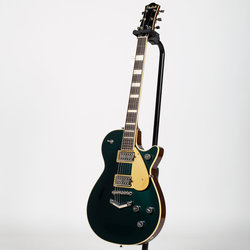 Gretsch G6228 Players Edition Jet BT Electric Guitar - Cadillac Green