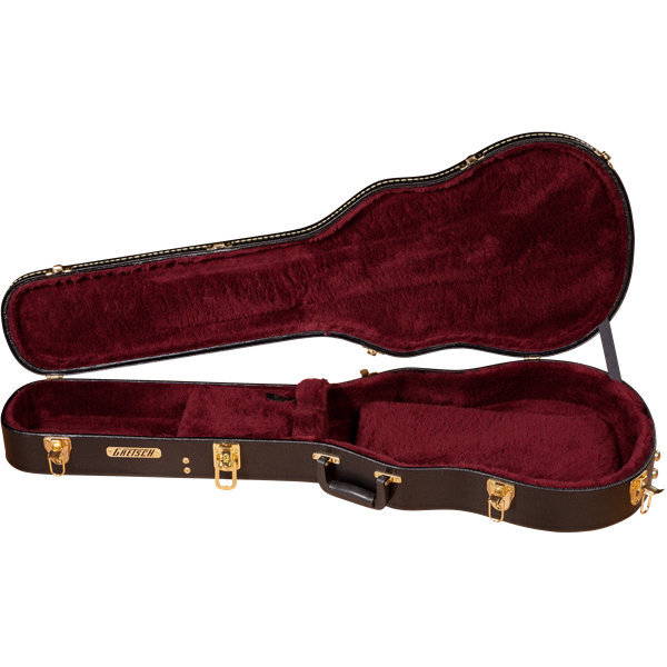 View larger image of Gretsch G6238 Deluxe Solid Body Hardshell Case
