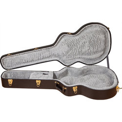 Gretsch G6242L Deluxe Hollow Body Flat Top Electric Guitar Case