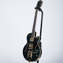 Gretsch G6659TG Players Edition Broadkaster Jr. Center Block Electric Guitar - Cadillac Green