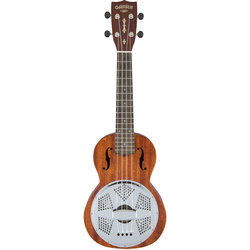 Gretsch G9112 Resonator-Ukulele - Ovangkol, Honey Mahogany Stain