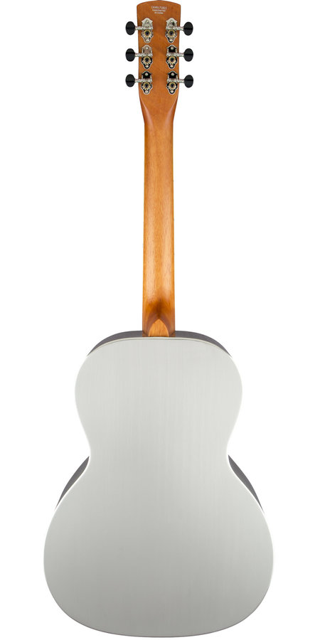 View larger image of Gretsch G9221 Bobtail Round-Neck Resonator-Electric Guitar - Padauck, Steel