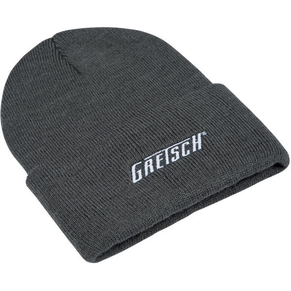 View larger image of Gretsch Logo Beanie - Gray