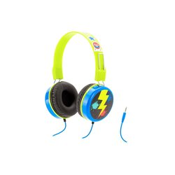 Griffin Crayola MyPhones Headphones - Blue