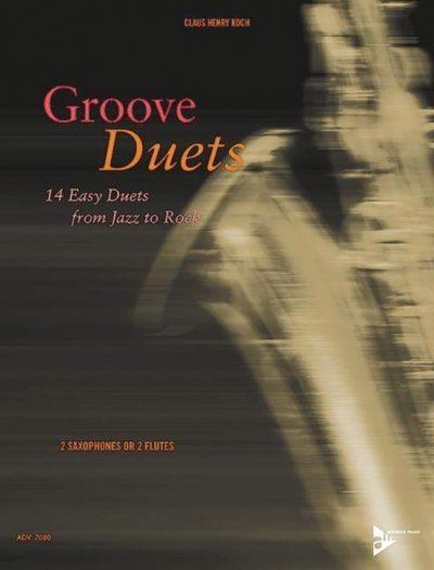 View larger image of Groove Duets (Saxophone or Flute)