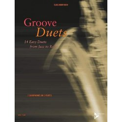 Groove Duets (Saxophone or Flute)