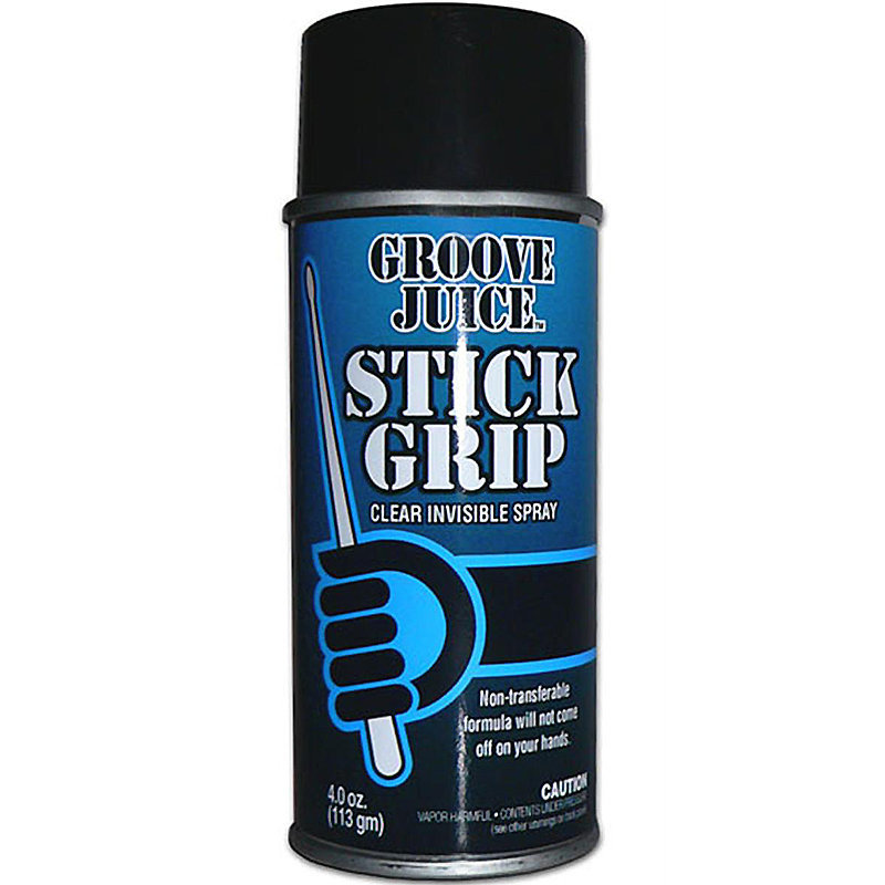 View larger image of Groove Juice Stick Grip Drumstick Spray