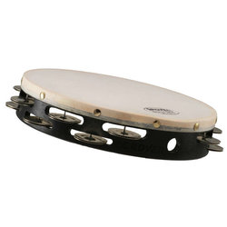 Grover Pro T2/GS-8 German Silver Tambourine - 8