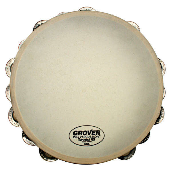 View larger image of Grover Pro T2/GS-T Tunable Tambourine