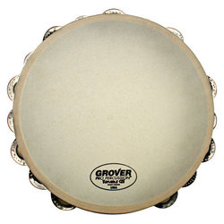 Grover Pro T2/GS-T Tunable Tambourine