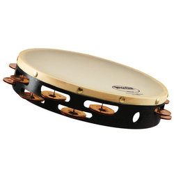 """Grover Pro T2/HTC-X Heat-Treated Copper Tambourine - Synthetic 10"""""""