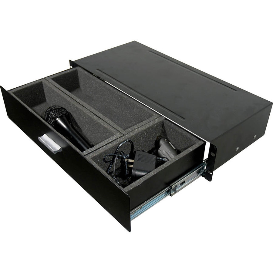 View larger image of Grundorf 75-110 Compact Wireless Rack Drawer