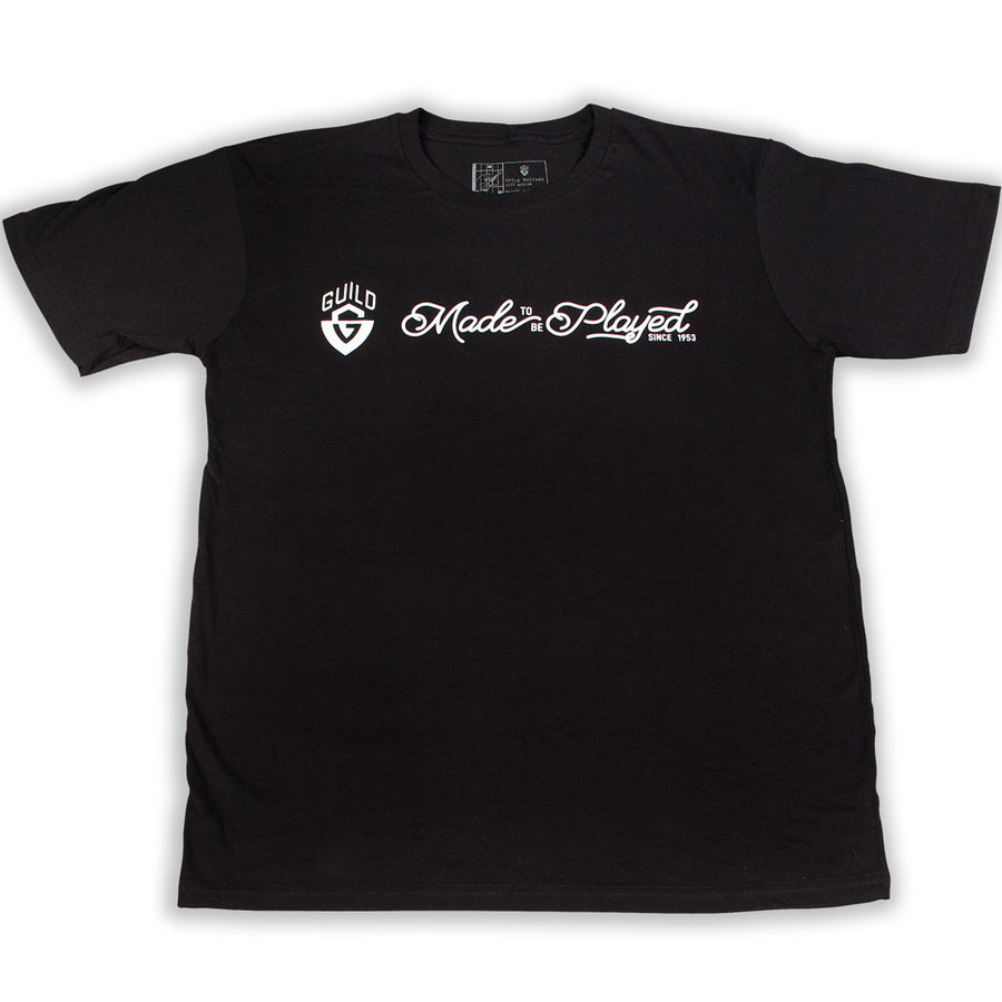View larger image of Guild Made To Be Played T-Shirt - Black, XXL