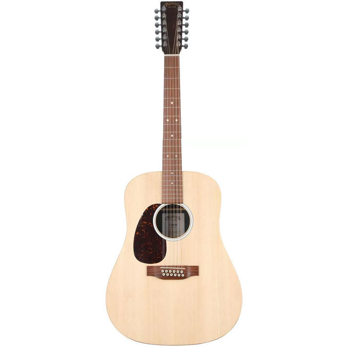 View larger image of Martin D-X2E 12-String Acoustic-Electric Guitar - Left