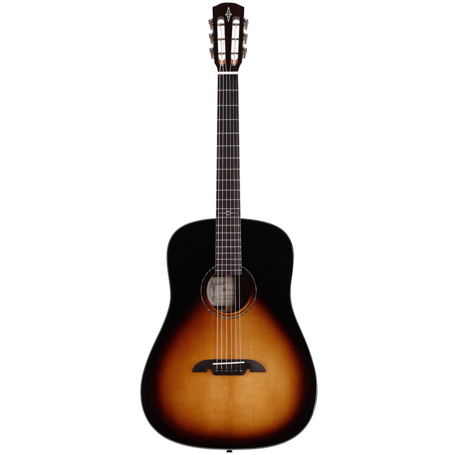 View larger image of Alvarez Masterworks MDR70SB 12-Fret Dreadnought Acoustic Guitar