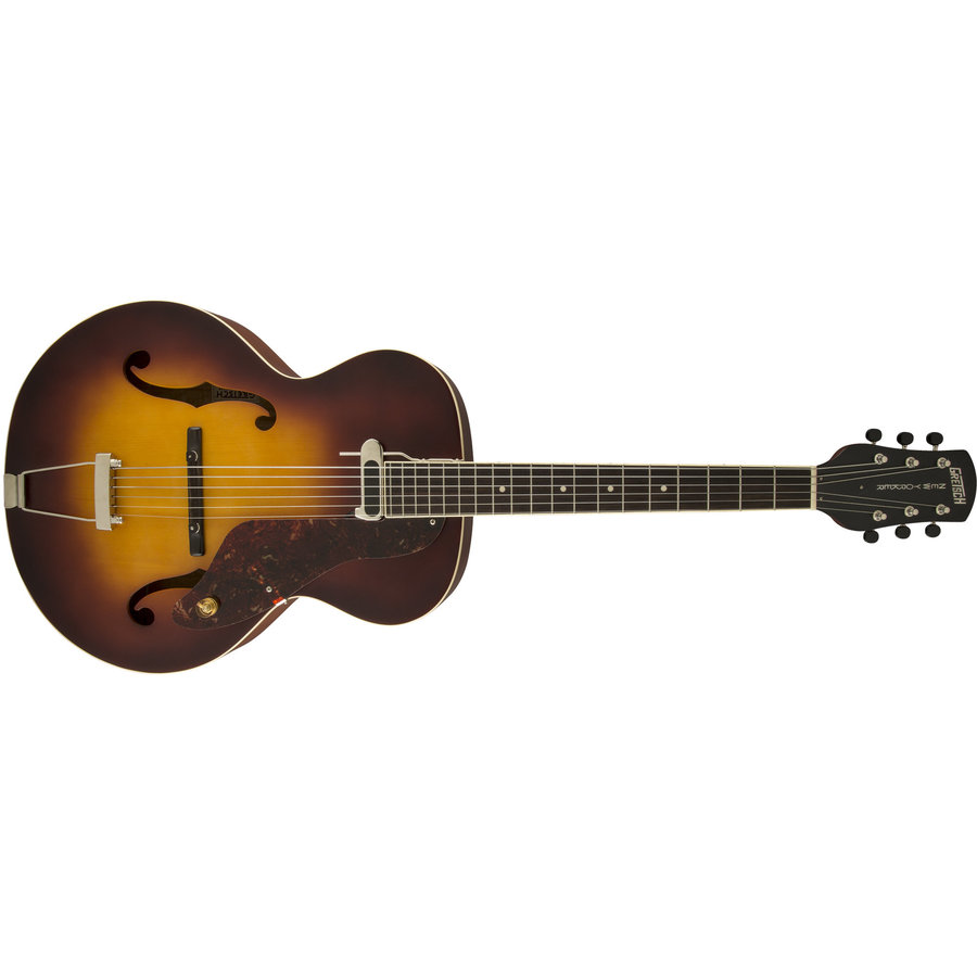 View larger image of Gretsch G9555 New Yorker Archtop Electric Guitar - Vintage Sunburst