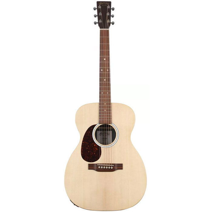 View larger image of Martin 00-X2E Acoustic-Electric Guitar - Left