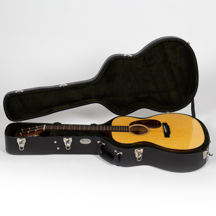 View larger image of Martin 000-18 Acoustic Guitar - Natural Sitka Spruce