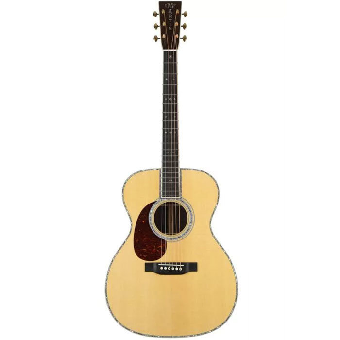 View larger image of Martin 000-42 Acoustic Guitar - Left