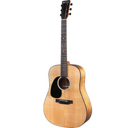 Martin D-12E Road Series Koa Acoustic-Electric Guitar - Left
