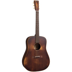 Martin D-15M StreetMaster Acoustic Guitar - Left