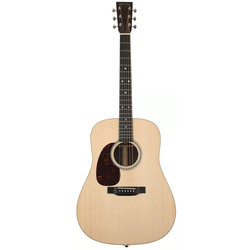 Martin D-16E Acoustic-Electric Guitar - Left
