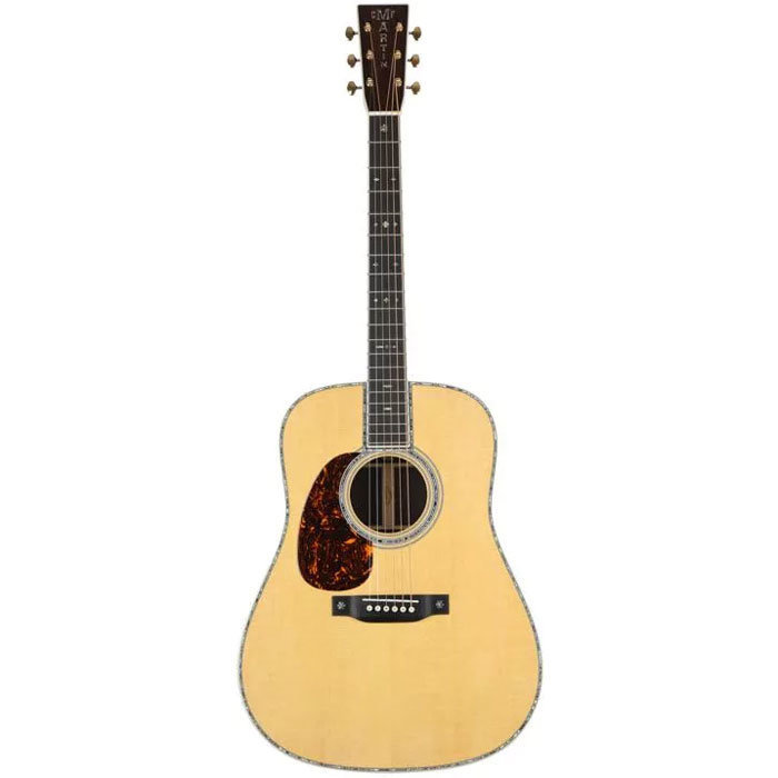 View larger image of Martin D-42 Dreadnought Acoustic Guitar - Left