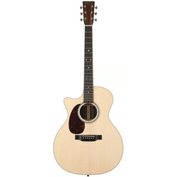 Martin GPC-16E Rosewood Acoustic-Electric Guitar - Left