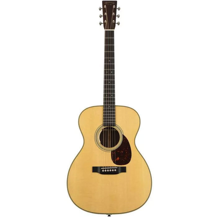 View larger image of Martin OM-28E Acoustic-Electric Guitar - LR Baggs Anthem