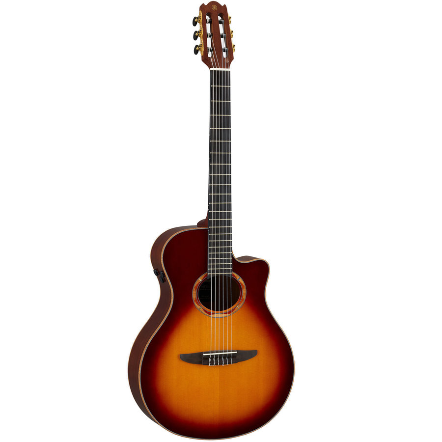 View larger image of Yamaha NTX3 Acoustic-Electric Guitar - Brown Sunburst