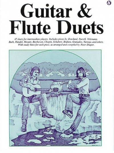 View larger image of Guitar and Flute Duets - Arr. Peter Draper