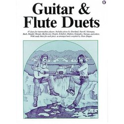Guitar and Flute Duets - Arr. Peter Draper