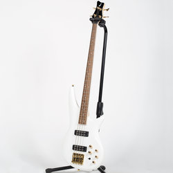 Jackson JS Series Spectra Bass JS3 - Laurel, Snow White