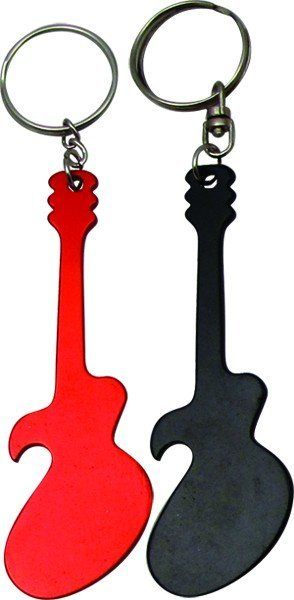 View larger image of Guitar Bottle Opener - Assorted Colours