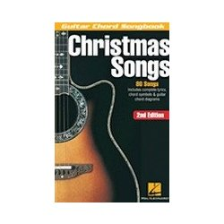 Guitar Chord Songbook - Christmas Songs 2nd Edition